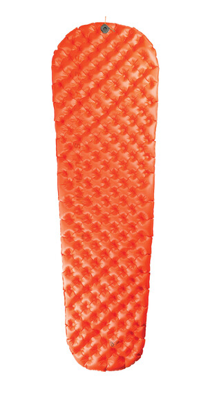 Sea to Summit Ultralight Insulated Liggeunderlag Regular orange
